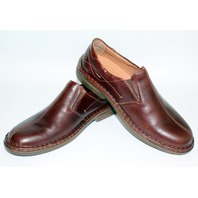 Mens Joseph Seibel Sz 45 Euro Comfort Brown Leather Shoe New Box