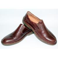 Mens Joseph Seibel Sz 45 Euro Comfort Brown Leather Shoe New Box