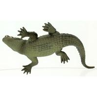 Schleich Animal 2007 Collectible Crocodile Alligator