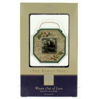 Hallmark Keepsake Woven out of Love Photo Holder Family Tree Collection