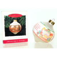 Hallmark Keepsake Collector Series Betsey's Country Christmas Ornament with Box