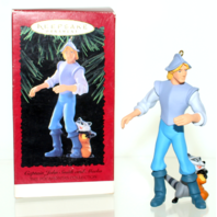 Hallmark Disney's CAPTAIN JOHN SMITH POCAHONTAS Ornament
