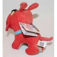 New Dream Pets Reissue by Dakin Semper Fidelis Red Bull Dog #17
