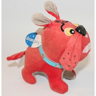 New Dream Pets Reissue by Dakin Semper Fidelis Red Bull Dog #17