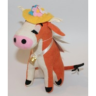 New Dream Pets Reissue by Dakin Clarabelle Moo Cow #4