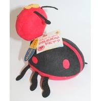 New Dream Pets Reissue by Dakin Lady Jane Lady Bug #24
