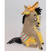 New Dream Pets Reissue by Dakin Mexican Donkey with a Sombraro