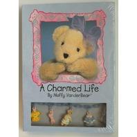 Muffy Vanderbear A Charmed LifeBook and Charm Bracelet