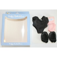 Muffy Vanderbear Clothesline Collection Boxed Ballet Basica Ballet Set Outfit