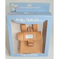 Muffy Vanderbear Clothesline Collection Boxed Back to School Backpack Set Outfit