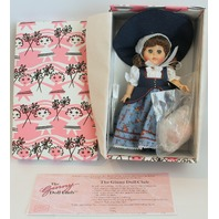 """Vogue 8"""" Ginny Doll Pink Box Mary Mary Quite Contrary in Original Box"""