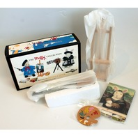 Muffy Vanderbear Great Masterpiece Accessory Set Easel Camera Painting