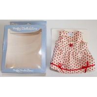Muffy Vanderbear Clothesline Collection Boxed Tulip Sundress Set Dress