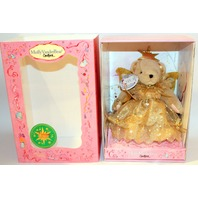 Muffy Vanderbear Couture Gold Twinkle Fairy Outfit Holiday Limited Edition