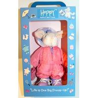 Muffy Vanderbear Vanderhare Hoppy in Pink Winter SnowSuit Set