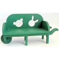 Muffy Vanderbear Hoppy Vanderhare Wheel barrel Bench Accessory Furniture Dolls
