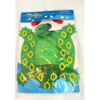 Muffy Hoppy Vanderbear Vanderhare Inflateable Rafts Turtle and Horse New in pkg