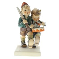Goebel Hummel Volunteers #50 /0 - Soldier and Drummer Figurine TMK 5