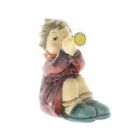 Goebel Hummel Girl with Trumpet #391 Girl with Trumpet Figurine TMK 5