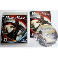 PS3 Play Station III Prince of Persia Rated T for Teen Ubisoft Video Game