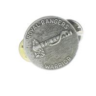 Royal Rangers Rr Warrior Hat Lapel Pin International