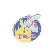Disneyland Elephant Dumbo Flying Hat Lapel Brooch Trading Pin
