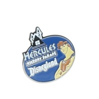 Herculese Victory Parade Disneyland Hat Lapel Brooch Collectible Trading Pin