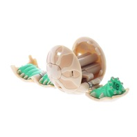 Bakugan Battle Brawlers Tan and Green Subterra Wormquake 400g