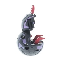 Bakugan Battle Brawlers Darkus Black Scraper 490G Ball Action Figure Rare