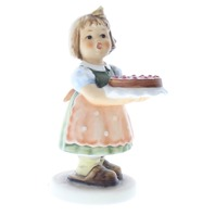 Goebel Hummel Birthday Candle 440 No 10 Special Edition TMK 8 porcelain Figurine