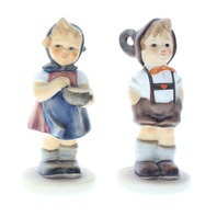 Goebel Hummel From Me For Keep 629 630 Membership Special Edition TMK 8 Figurine