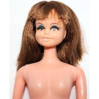 Vintage Barbie Clone Princess Grace Doll 1968 Brunette Hair with Eyelashes