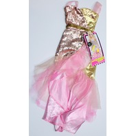 B.F.F. Best Friend Barbie doll Fashion Outfit Pack Sequined Holiday Gown