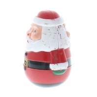 Vintage Santa Claus Weeble Wobble Character