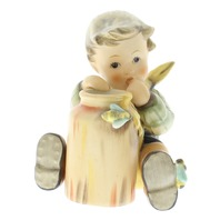 Goebel Hummel Honey Lover No 312 Membership Edition TMK 8 porcelain Figurine