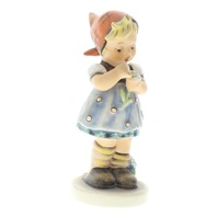Goebel Hummel Dasies Don't Tell No 380 Membership Edition TMK 8 porcelain Figurine