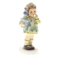 Goebel Hummel My Wish is Small No 463 Membership Edition TMK 8 porcelain Figurine