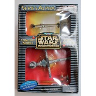 Star Wars Micro Machines 73420 New Series Alpha B-Wing Starfighter Action Fleet