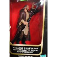 Star Wars Action Figure Episode 1 Opp and Qui-Gon Jinn New in Box Hasbro