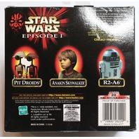 Star Wars Action Figure Hasbro Anakin Skywalker Fully Poseable doll  New MIB