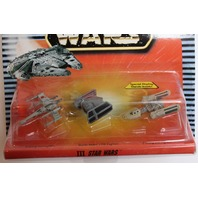 Star Wars Micro Machines Vehicles Y Wing Starfighter Vaders Tie Fighter X Wing