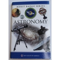 Astronomy Merit Badge Book Boy Scouts of America