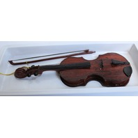 Muffy Vanderbear Stradibearius Violin and Bow Outfit Set in Package