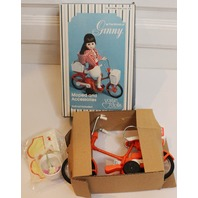 Vogue 8' Ginny Doll Moped and Accessories Mint in Box MIB 1978