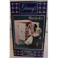 Vogue 8' World of Ginny Doll Wardrobe and Accessories Mint in Box