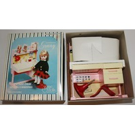 Vogue 8' World of Ginny Doll Desk and Accessories Mint in Box
