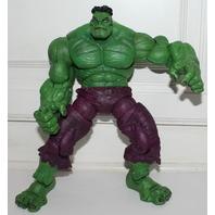 "Rare Marvel Legends Icons Green Hulk 12"" Action Figure Toy Biz 2006 Loose Comics"