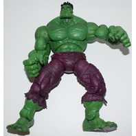 "Rare Marvel Legends Icons Green Hulk 12"" Action Figure Toy Biz 2006 Loose Comics"