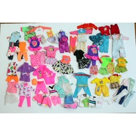 Vintage Barbie Doll Outfit Skipper and Kelly Doll Lot Mattel