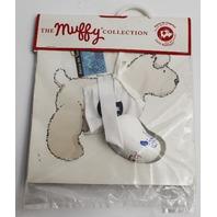 Muffy Vanderbear Dog  LuLu McFluff Costume Mercy Me Hospital Gown and Cast